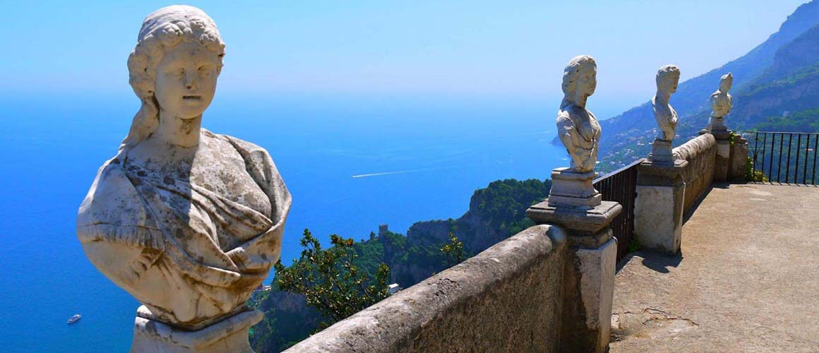 Ravello and its atmosphere of peace and serenity, a coastal gem