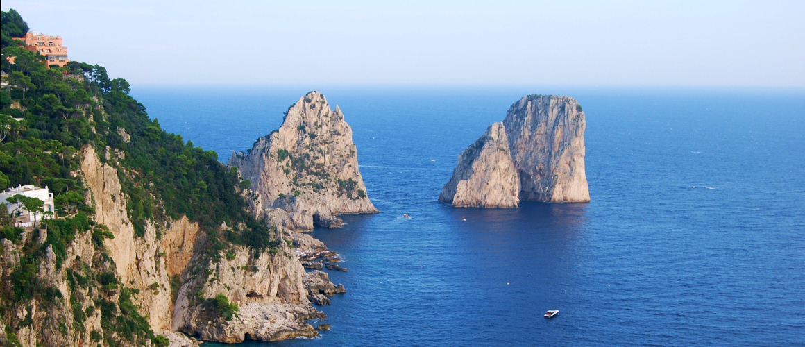 Capri, not only an island, a myth with no equals in the world.